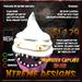Evil CupCake TipJar - Monster - Halloween