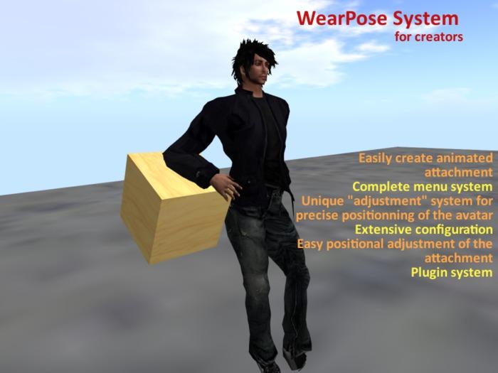 WearPose System