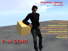 WearPose System DEMO