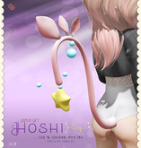 Gift {Hoshi~ sugar} tail .::Cubic Cherry Kre-ations::.