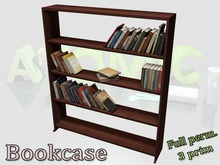 Bookcase    [ATOMIC]