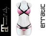 erratic / beth - bikini / pink (maitreya)