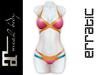 Beth bikini hotpink