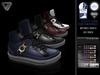 WINTER SALE - ILLI - [SLink,MeshProject Men,Classic,Aesthetic] Jordan Sneakers (HUD Driven)