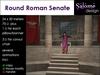Round Roman Senate