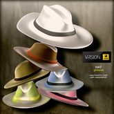 VRSION LODE Hat - Glitterall [All Colors]
