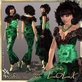 Hud Omega Applier - LOLA slinky vert