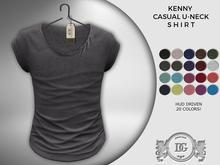 David Grant Kenny Shirt HUD DRIVEN 20 TEXTURES
