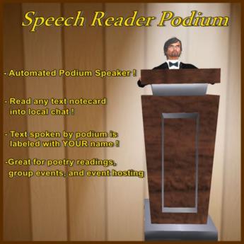 podium life