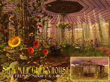 Boudoir Summer Greenhouse