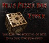 2015 Puzzle Box Typer