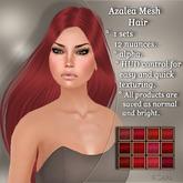 !SOUL - HAIR - Azalea - 12 Nuances -  Red Set 1