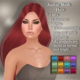 !SOUL - HAIR - Azalea - 12 Nuances -  Colors Set 1
