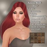 !SOUL - HAIR - Azalea - 12 Nuances -  Browns Set 1