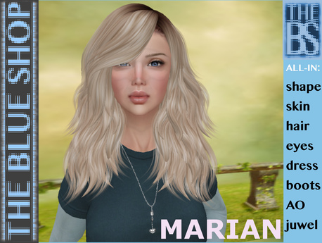 MARIAN Complete avatar NEW!