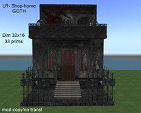 Box shop-home Goth