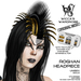 Wicca's Wardrobe - Roghan Headpiece [Gold] [BOXED]