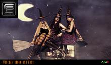 :: Focus Poses Halloween Friends 4::