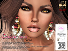 .:JUMO:. Desiree Skin Cocoa - TMP Maitreya Belleza