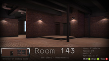 Room 143 - The [Den.] Residential
