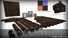 LinkEm Logs - The [Den.]  Builder Kit Container v1.6