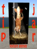 tip dancer cow animated