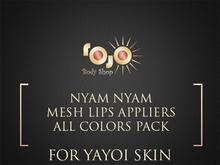 *** rojo *** Nyam Nyam Appliers Pack for Yayoi Skin