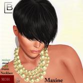 Baboom-Maxine-mesh NECKLACE-2