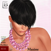 Baboom-Maxine-mesh NECKLACE-4