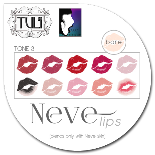 [:T:] Neve / Loudmouth appliers