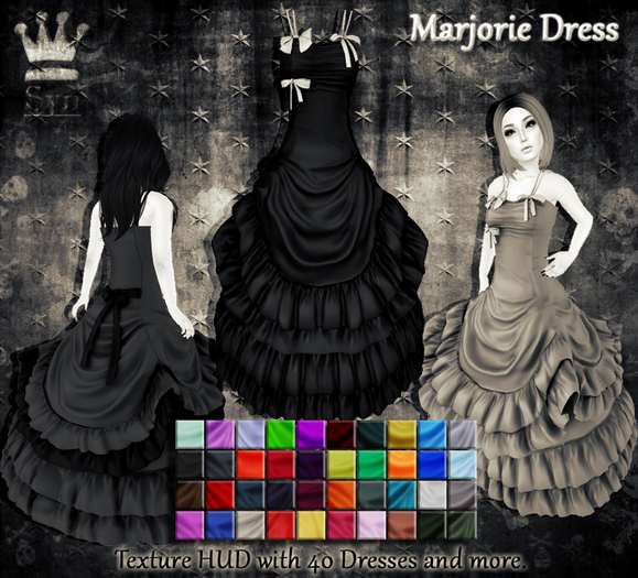 [Syn] Marjorie Dress FREE TRIAL