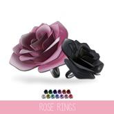 {MYNX} Rose Rings