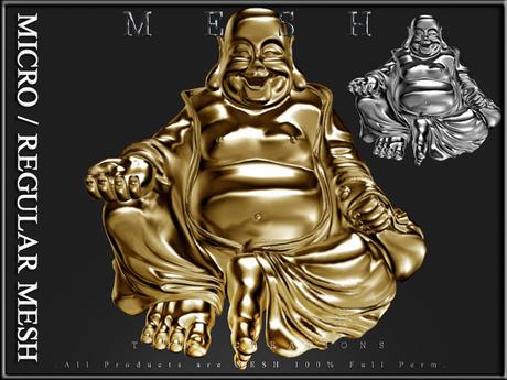 T-3D Creations [ HOTEI ] Micro and Regular Mesh - Full Perm -