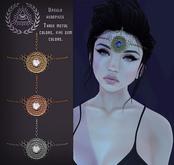 .Charm.  Ursula Headpiece {Boxed}