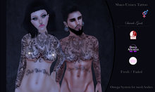 Suicide Gurls - Shaco Unisex Tattoo V2