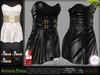 Annora Belted Dress MESH - Maitreya Lara, Slink Physique, Belleza, TMP - HUD - DreamLife - FashionNatic