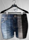 Admirable. Denim Shorts (FatPack)