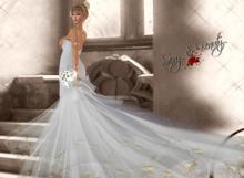 Bridal Wedding Dress - Lily  DEMO