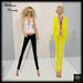 SAS - Wildrose Canary Outfit (Mesh + Omega)