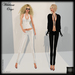 SAS - Wildrose Onyx Outfit (Mesh + Omega)