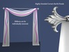Drape with ribbons ad2