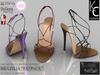 .:KC:. BRAZILIA Heels for Slink High, Maitreya, Belleza, Meshproject