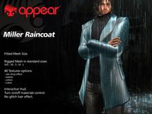 appear - Miller Raincoat
