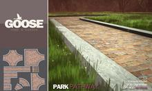 GOOSE - Park Pathway stone