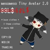 [MESO] mesomeso Tiny Avatar 2.0