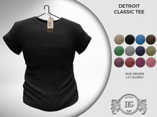 *PROMO*Daniel Grant - Detroit Classic TEE HUD Driven