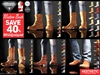 CA AESTHETIC SAVE 40% WESTERN BOOTS MEGA PACK