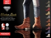 CA AESTHETIC WESTERN ANKLE BOOTS FAT PACK