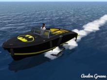 AD25H - Batmoboat Theme