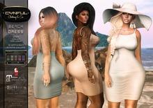 [Cynful] Beach Dress - Demo [Maitreya, Belleza, Slink]